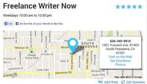 Freelancewriternowlisting
