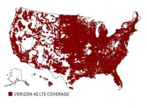 verizon4GLTEcoverage